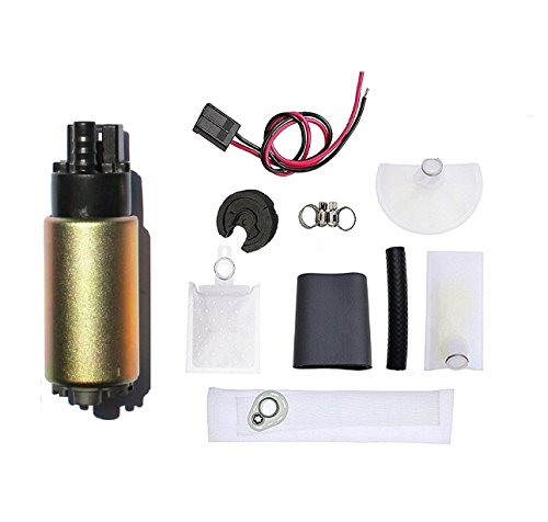 - TOPSCOPE FP372069 - Universal Electric Fuel Pump installation kit with strainer