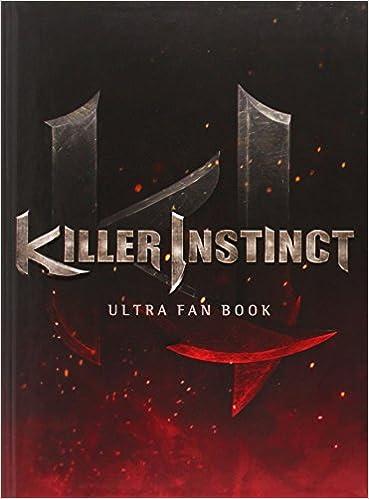 Killer Instinct Ultra Fan Book