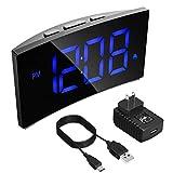 PICTEK Digital Alarm Clock