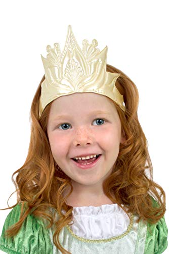 Little Adventures Classic Lily Pad Soft Crown Accessory Green - http://coolthings.us