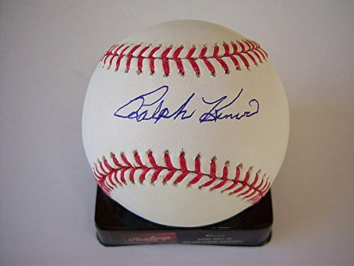 - Ralph Kiner Pittsburgh Pirates Mounted Memories/Coa Autographed Signature Baseball