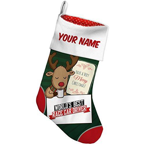 Driver Christmas Stocking - 8