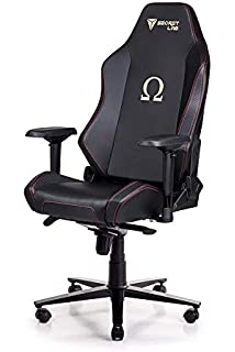 Secretlab Omega 2018 Prime PU Leather Stealth Gaming Chair