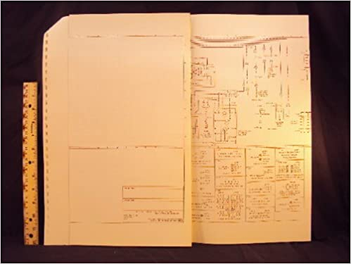 1976 76 ford b500 - b750 & f500 - f750 cowl truck electrical wiring  diagrams manual ~original loose leaf – january 1, 1976