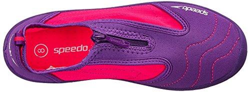 Speedo Dames Zipwalker 3.0 Waterschoen Paars / Roze