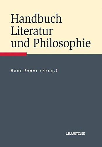 Handbuch Literatur und Philosophie