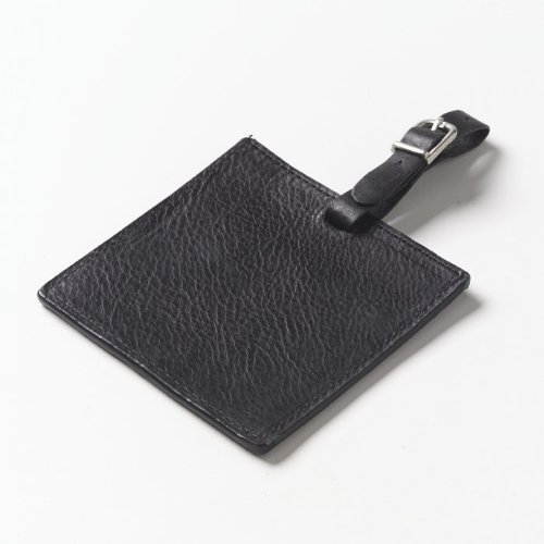 Tuscan Square Luggage Tag Color: Tuscan Black