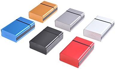 Quantum Abacus Caja/Funda para 18 Cigarrillos/Paquetes ...