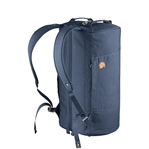 Fjallraven - Splitpack Extra Large Backpack Duffel Bag for Everyday Use, Navy (Best Backpack For Everyday Use)