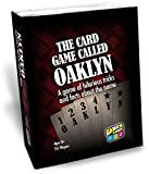 Card Game Called Oaklyn, Personalized Game for People Named Oaklyn