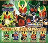 Masked Rider Agito flash swing all five figures