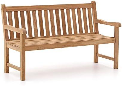 Sunyard Stabile Wales Gartenbank 3 Sitzer