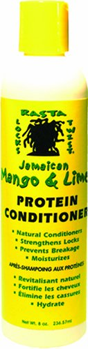 Jamaican Mango & Lime Protein Conditioner, 8 Ounce