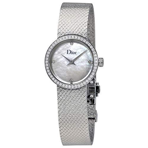 Christian Dior La D De Dior Satine Women's Watch CD047111M001 (Christian Dior Ladies Watch)
