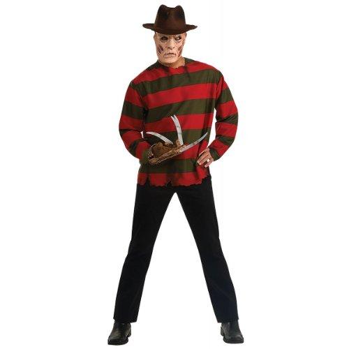Freddy Krueger Mask (Kids Freddy Kruger Costume)