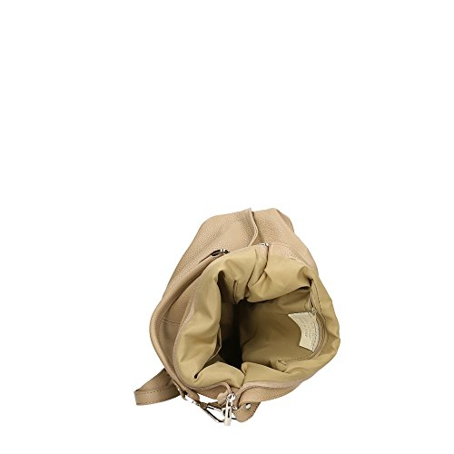 en 33x29x14 Sac femme Italy cuir véritable Boue bandoulière Cm à in Aren Made I1dUWvqIx