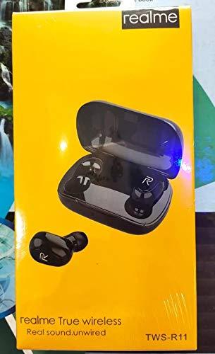 Real Me Tws R11 True Wireless Earbuds Amazon In Electronics