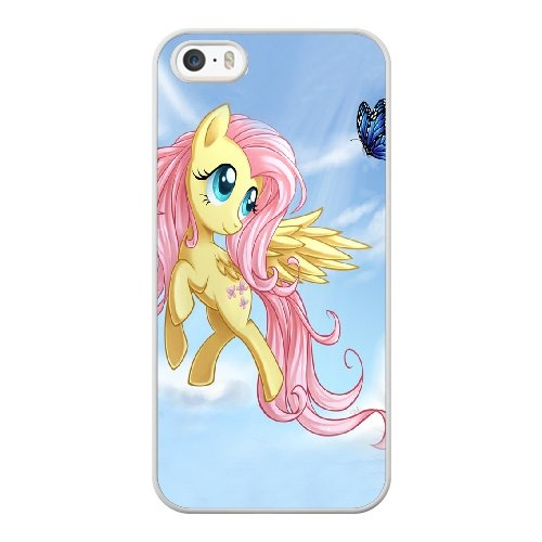 iPhone 5 5S SE Case, My Little Pony Stuff Cover For iPhone 5 5S SE Cell Phone Case White GHST6809136 (Iphone 5s Projector)