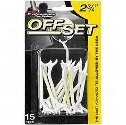 Pride Professional Offset 2 3/4'' Golf Tees High Tech by Golfmax