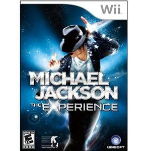NEW Michael Jackson The Exprnc Wii (Videogame Software)