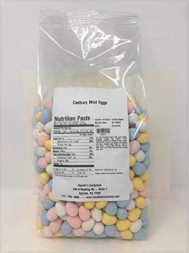 - Cadbury Mini Eggs 5 pounds bulk Cadbury Eggs Special Buy