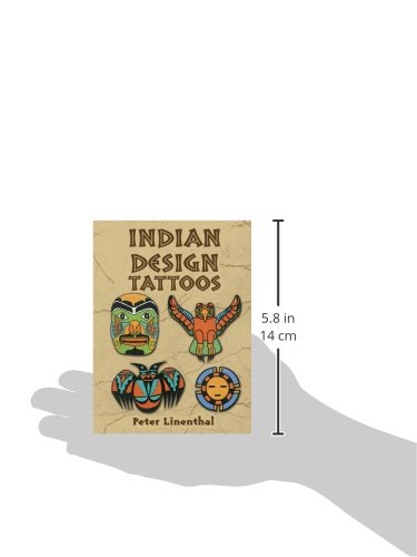 Indian Design Tattoos (Dover Tattoos)