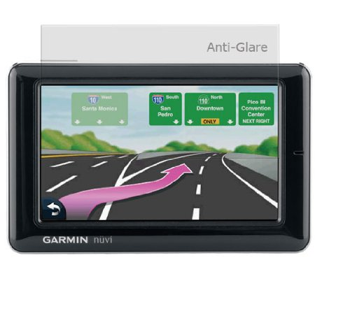 CitiGeeks® 3x Anti-Glare Premium Screen Protector for GPS Garmin TomTom 4.3
