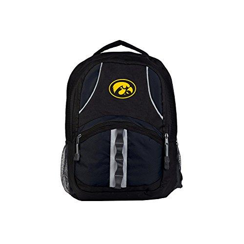 - The Northwest Company Iowa Hawkeyes Backpack Captain Style Black and Black