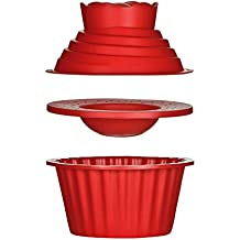 Big Top Cupcake Silicone Bakeware
