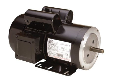 Century C831 Cap Start C-Face, 56C Frame, 1-1/2-HP, 1800-RPM, 115/208-230-Volt, 15-Amp, Ball Bearing Motor ()