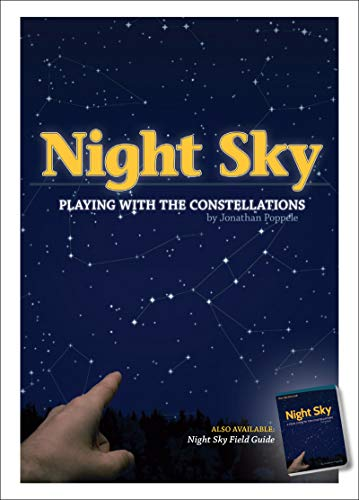 Educational Playing Card - Night Sky Playing Cards: Playing with the Constellations (Nature's Wild Cards)