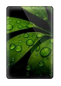 Premium Ipad Mini/mini 2 Case - Protective Skin - High Quality For Fresh Tropical Leaves
