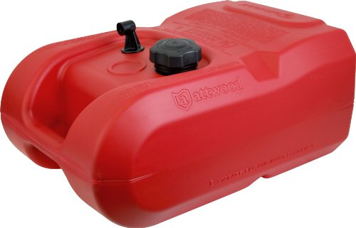 Attwood Corporation ASM with THD PU 3 Gallon Gas Tank (Gas Tank Outboard compare prices)