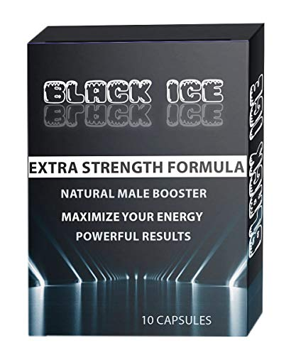 ICE Strength Formula Natural Energy product image