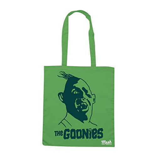 Borsa Goonies Superslot - Verde prato - Film by Mush Dress Your Style