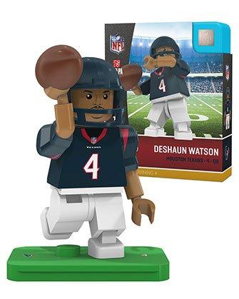 NFL Houston Texans Sports Fan Bobble Head Toy Figures, red White/Blue, One Size (Head Texans Bobble Houston)