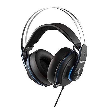 Konix ps-600 – Auricular Gaming Ps4 Compatible con PC, Xbox Audio y Anti