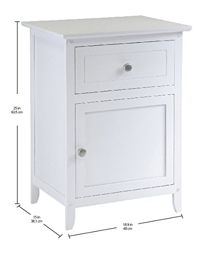 Winsome Wood Night Stand/ Accent Table With