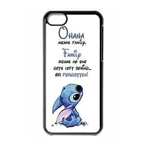 Lilo and Stitch Hard Case For Iphone 5c KHR-U575872