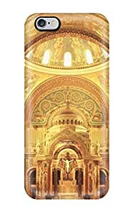 Hot PZCjnoj7627yjClc Cathedral Man Made Cathedral Tpu Case Cover Compatible With Iphone 6 Plus by lolosakes