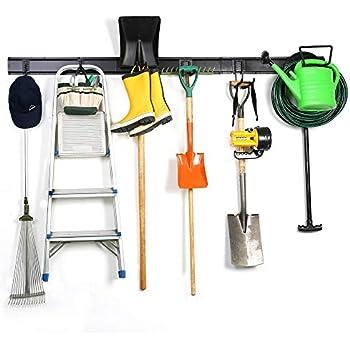 Holeyrail, Garage Organizer, 16 foot kit, Garage Storage