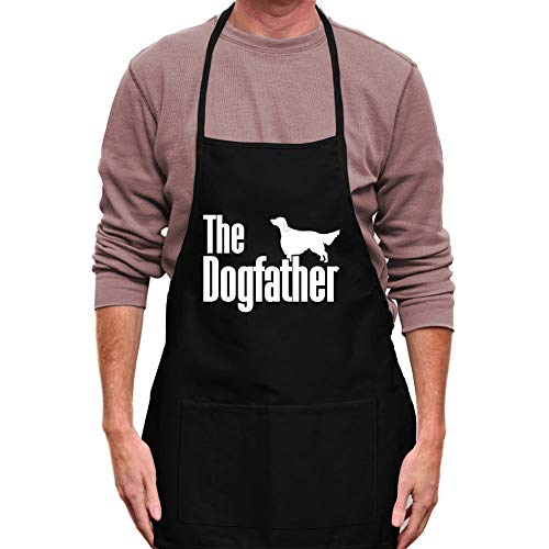 Teeburon The dogfather English Setter Apron 24