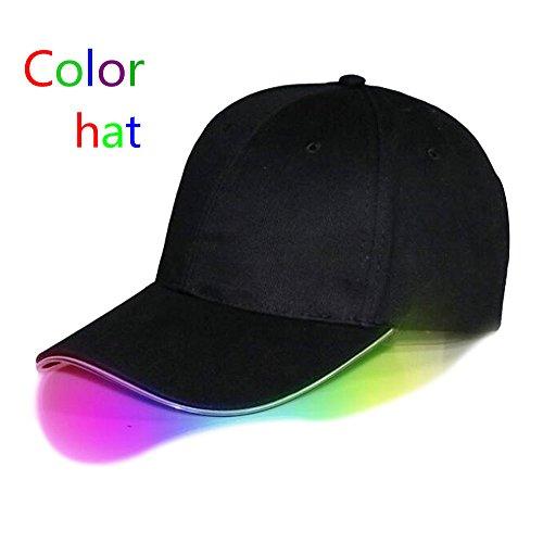 Led Light Up Hat - 8