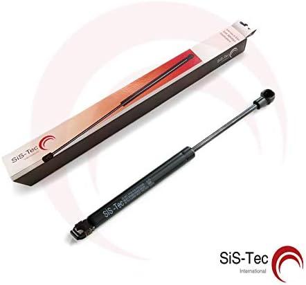SiS-Tec A1247500036 Ressort /à gaz pour hayon Longueur 270 mm Force 380 N