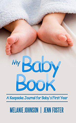ecf34baeba1d Amazon.com  My Baby Book  A Keepsake Journal for Baby s First Year ...