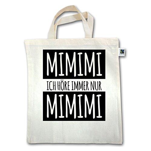 Camicie - Ho Sempre Sentito Mimimi - Unisize - Natural - Xt500 - Manico Corto In Juta