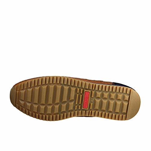 6019 marrone M2a Liverpool Sneaker Uomo Pikolinos Marrone U56wqq