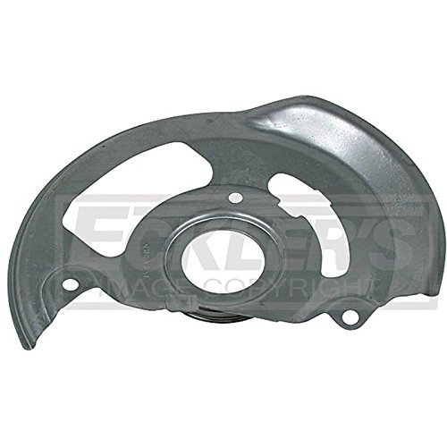 Eckler's Premier Quality Products 55-194108 El Camino Disc Brake Backing Plate, Right, NOS Original GM, by Premier Quality Products