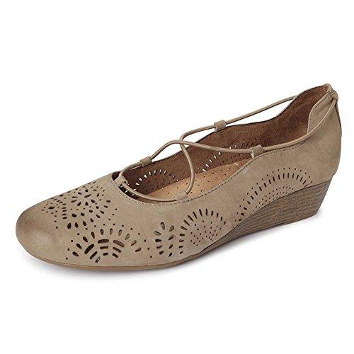 Nbk X Judson Ch Donna Sneaker Rockport Khaki Pump Eq0a5Z