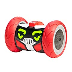 Meet turbo Bot. Really rad robot's speed machine! A fast moving robot with a fast talking mouth, This guy is full of personality and tricks! Take hold of the multi function rad remote and take turbo for a spin. Turbo's remote is full of featu...